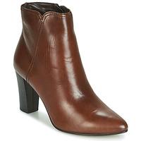 Schuhe Damen Boots André FAST Braun