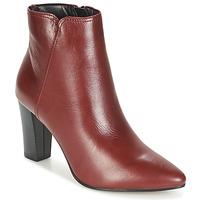 Schuhe Damen Boots André FAST Bordeaux
