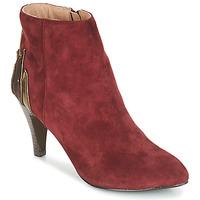 Schuhe Damen Boots André FICUS Bordeaux
