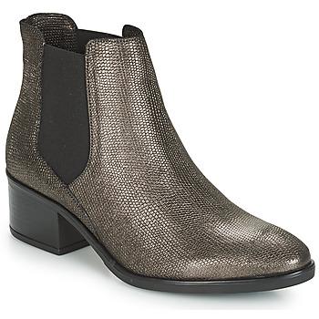 Schuhe Damen Boots André TRIUMPHA Braun
