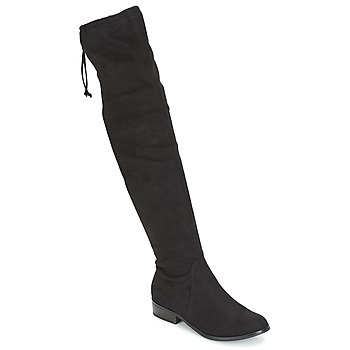 Schuhe Damen Klassische Stiefel André MARGOT Schwarz