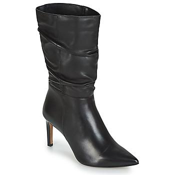 Schuhe Damen Klassische Stiefel André FAITHFUL Schwarz