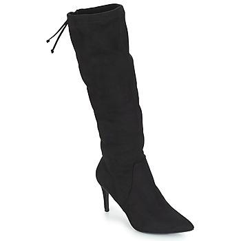 Schuhe Damen Klassische Stiefel André FOLIES Schwarz