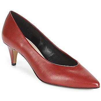 Schuhe Damen Pumps André FREEDOM Rot