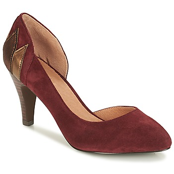 Schuhe Damen Pumps André FREESIA Bordeaux