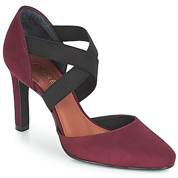 Schuhe Damen Pumps André FIONA Bordeaux