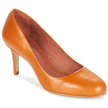 Schuhe Damen Pumps André FLAVIE Gelb