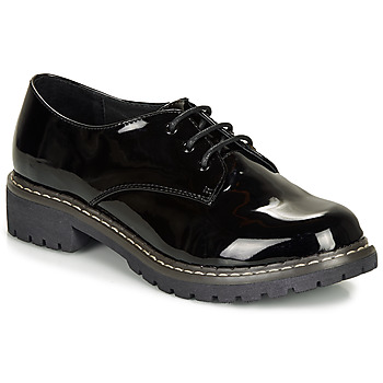 Schuhe Damen Derby-Schuhe André NEBULEUSE Schwarz