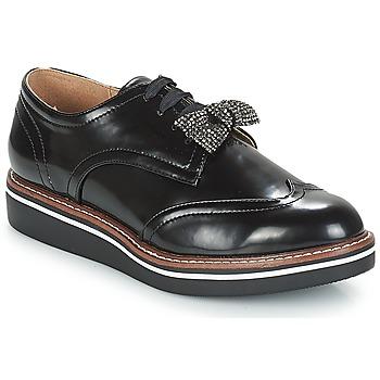 Schuhe Damen Derby-Schuhe André TAXIWAY Schwarz