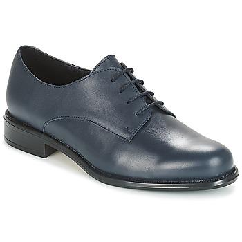 Schuhe Damen Derby-Schuhe André LOUKOUM Marine