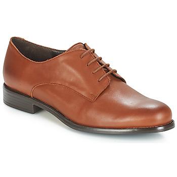 Schuhe Damen Derby-Schuhe André LOUKOUM Braun