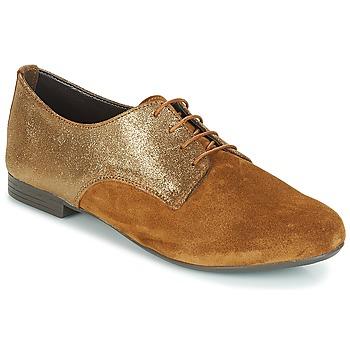 Schuhe Damen Derby-Schuhe André COMPLICE Braun