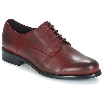 Schuhe Damen Derby-Schuhe André LOUKOUM Rot