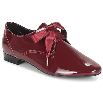 Schuhe Damen Derby-Schuhe André GOURMANDISE Bordeaux