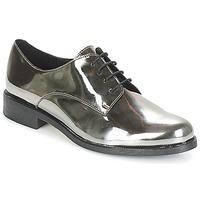 Schuhe Damen Derby-Schuhe André LOUKOUM Silbern