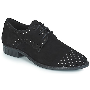 Schuhe Damen Derby-Schuhe André TWIN Schwarz