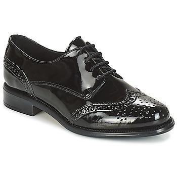 Schuhe Damen Derby-Schuhe André FRAC Schwarz
