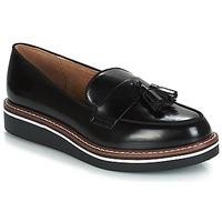 Schuhe Damen Slipper André TAXI Schwarz