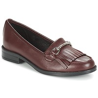 Schuhe Damen Slipper André TYRI Bordeaux