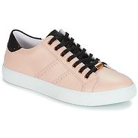 Schuhe Damen Sneaker Low André BERKELEY Beige