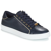 Schuhe Damen Sneaker Low André BERKELITA Marine