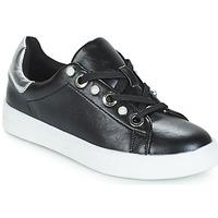 Schuhe Damen Sneaker Low André TIMORE Schwarz