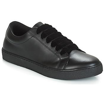 Schuhe Damen Sneaker Low André THI Schwarz