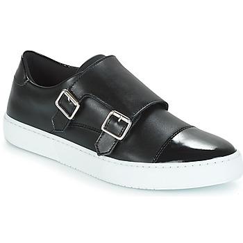 Schuhe Damen Sneaker Low André TAOUS Schwarz