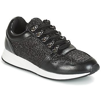 Schuhe Damen Sneaker Low André TOSCANA Schwarz