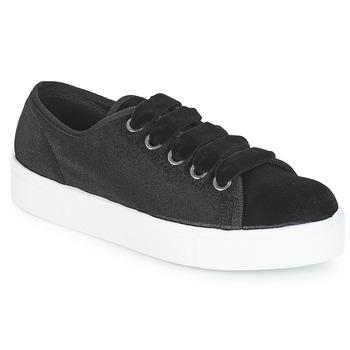 Schuhe Damen Sneaker Low André TAMMY Schwarz
