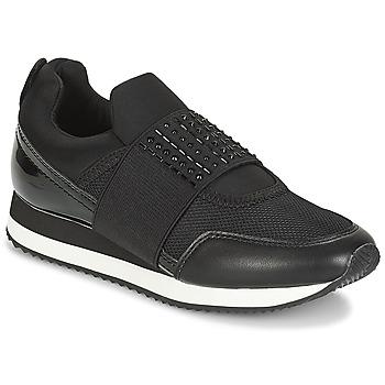 Schuhe Damen Sneaker Low André TIMI Schwarz