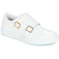 Schuhe Damen Sneaker Low André TAOUS Weiss
