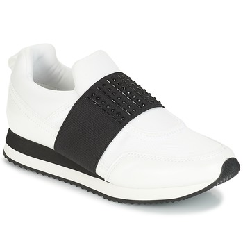 Schuhe Damen Sneaker Low André TIMI Weiss