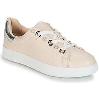 Schuhe Damen Sneaker Low André TIMORE Beige