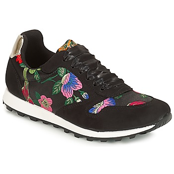 Schuhe Damen Sneaker Low André RUNY Multicolor