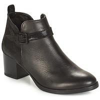 Schuhe Damen Boots André PATTY 3 Schwarz