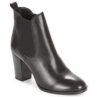 Schuhe Damen Low Boots André CLAFOUTI Schwarz