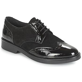 Schuhe Damen Derby-Schuhe André CASPER Schwarz