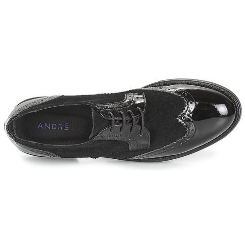 André André André CASPER Schwarz  Schuhe Derby-Schuhe Damen cb72b2
