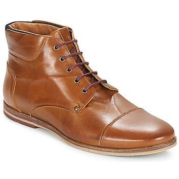 Schuhe Herren Boots André SOMME Braun