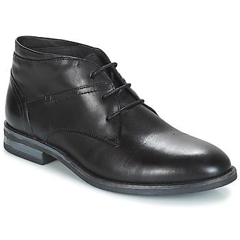 Schuhe Herren Boots André PRATO Schwarz