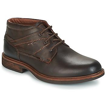 Schuhe Herren Boots André TYROL Braun