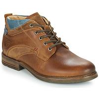 Schuhe Herren Boots André RANGER Braun