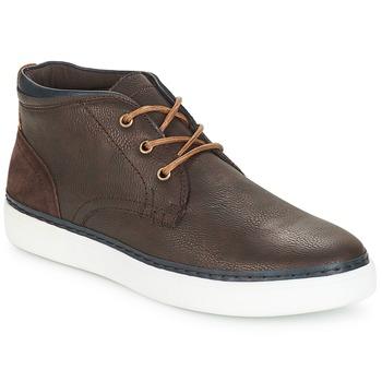 Schuhe Herren Sneaker High André PAPIER Braun