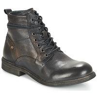 Schuhe Herren Boots André TREVOR Blau