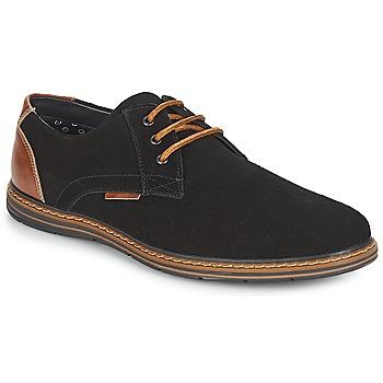 Schuhe Herren Derby-Schuhe André MARIO Schwarz