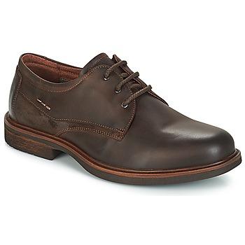 Schuhe Herren Derby-Schuhe André TIVOLI Braun