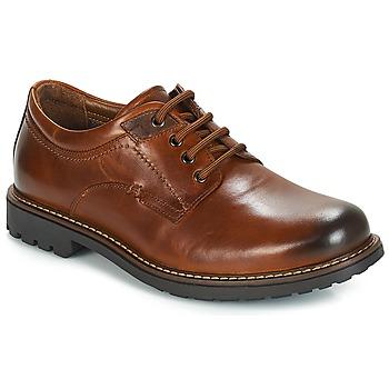 Schuhe Herren Derby-Schuhe André BOULON Braun