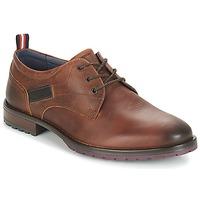 Schuhe Herren Derby-Schuhe André MAURI Braun