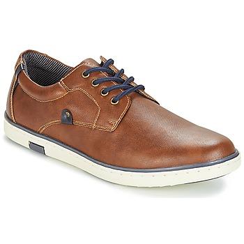 Schuhe Herren Derby-Schuhe André TRAME Braun